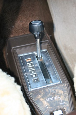 Plymouth shifter